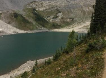 Galatea Lakes Trail