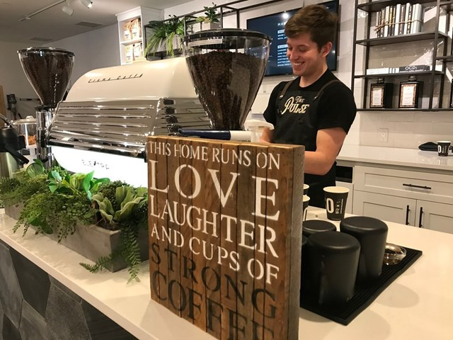 The Pulse Coffee Bar & General Store