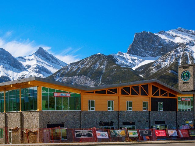 Canmore Downtown Hostel 1
