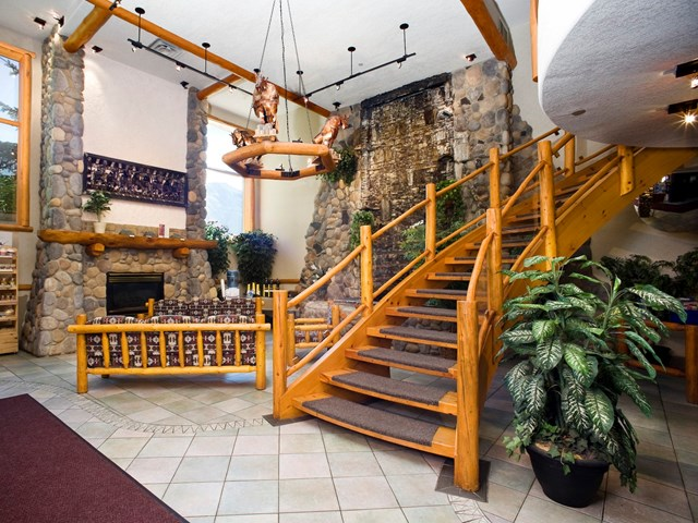 Quality Resort Chateau Canmore 1
