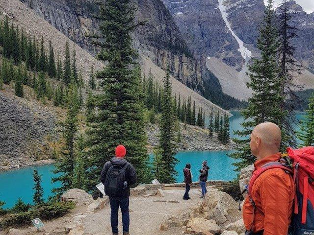 Canadian Rockies Experience 1
