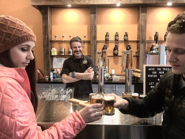 Canmore Brewery and Distillery Tours