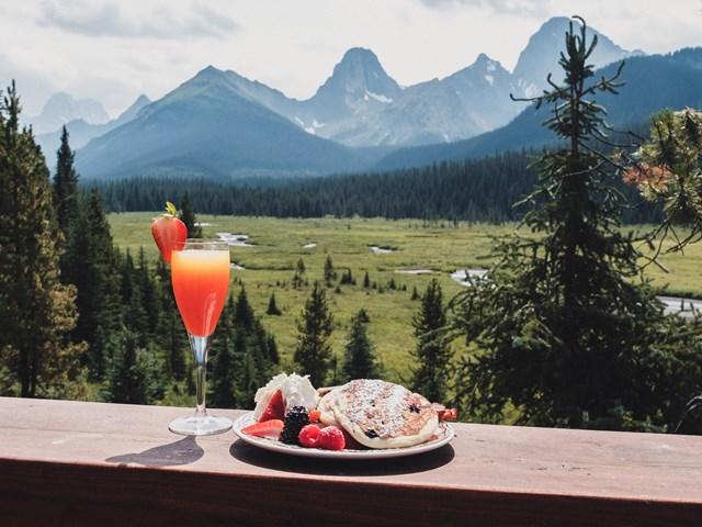 Mount Engadine Lodge 1