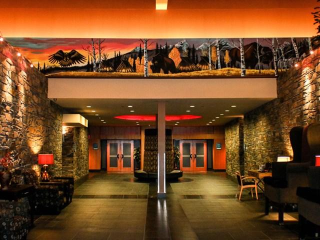 Stoney Nakoda Resort and Casino 1