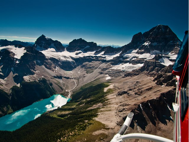 Alpine Helicopters - Canmore Base 1