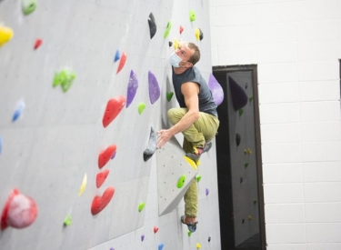 Canmore Climbing Gym