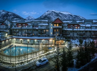 Lodges at Canmore 1