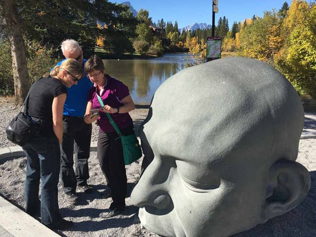 Mystery Towns Clue Solving Adventures - Canmore