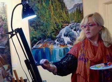 Artist Demo - Heather Pant