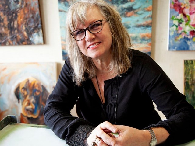 Artist Demo - Kathy Bradshaw